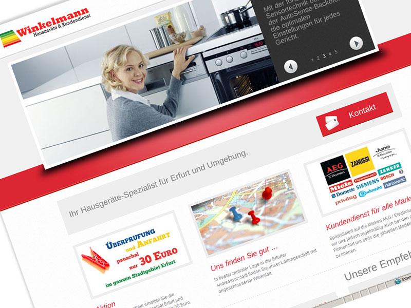 Hausgeräte & Kundendienst Winkelmann