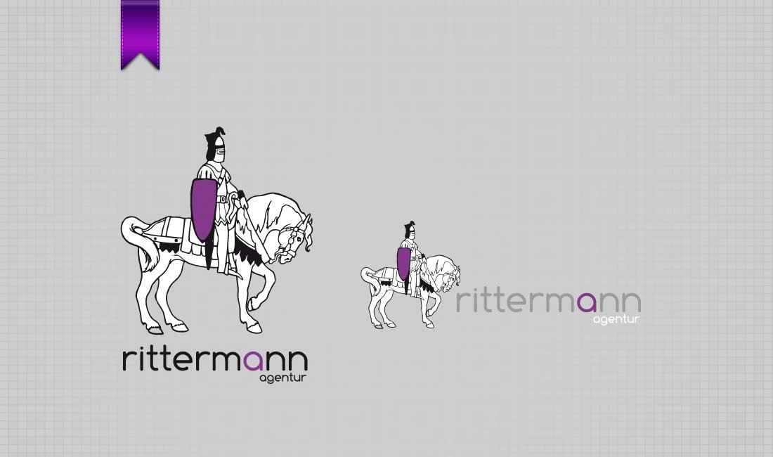 Agentur Rittermann Logo