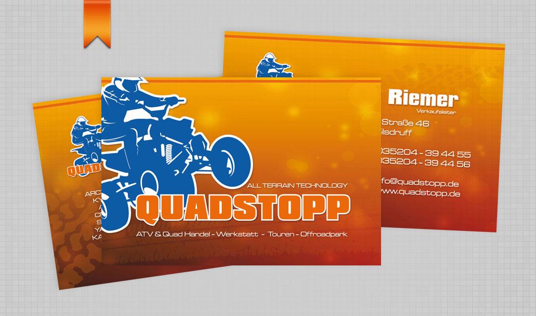 Vistenkarten Quadstopp Wilsdruff