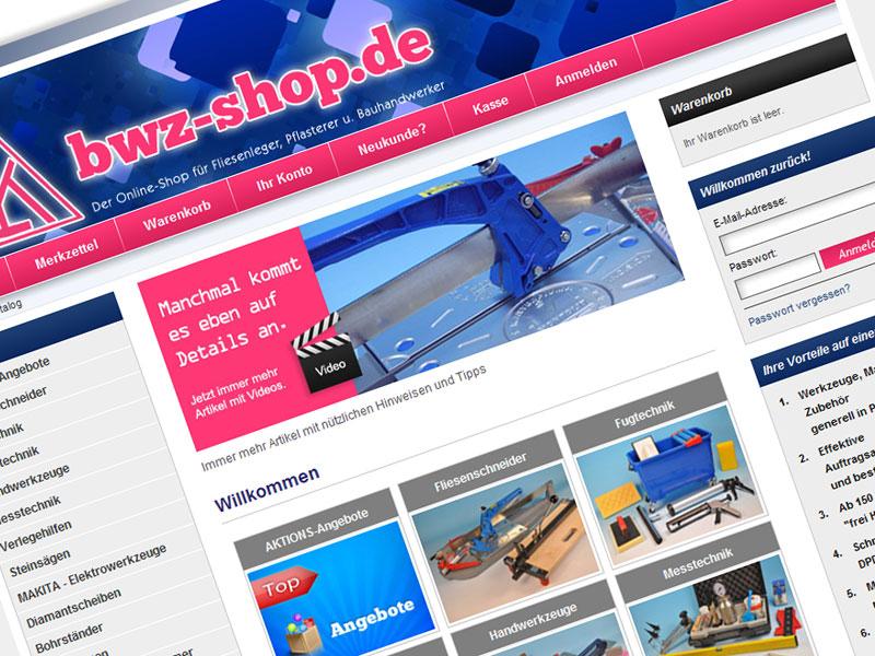 Bauwerkzeug Online Handel