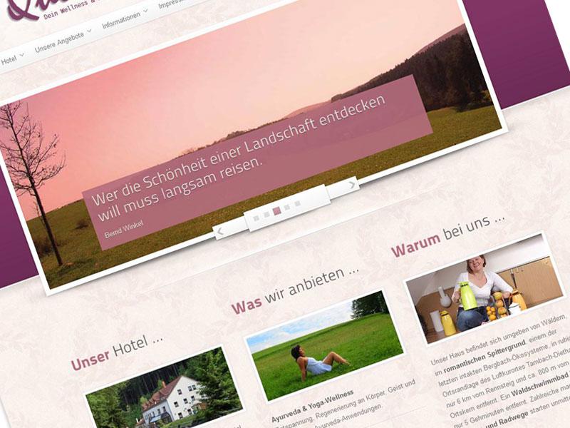 Wellnesshotel Thüringer Wald