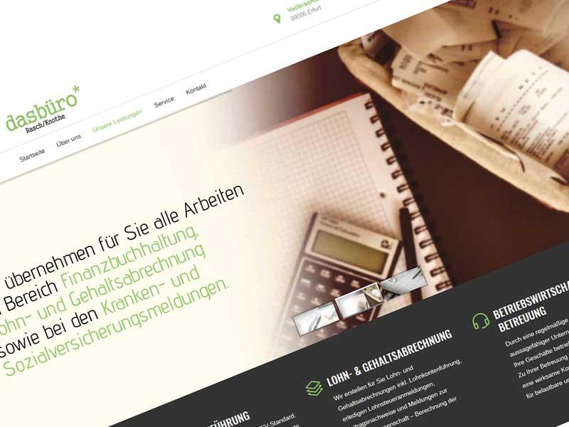 Buchhaltung in Erfurt – dasBüro Rasch/Knothe