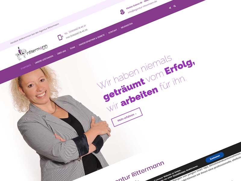 Agentur Rittermann – wir handeln